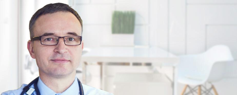 <span>Dr Piotr Mielcarek</span> - Specjalista ginekolog Gdańsk